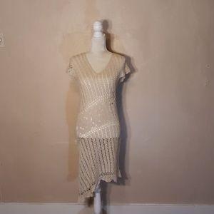 Express crochet dress